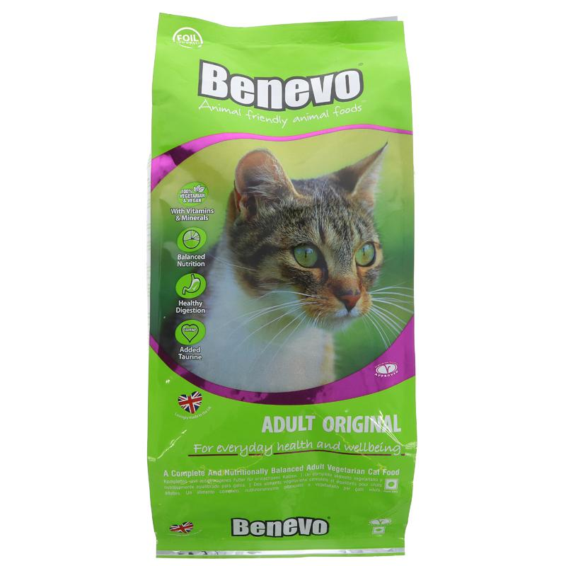 Benevo Complete Adult Vegan Cat Food 2kg
